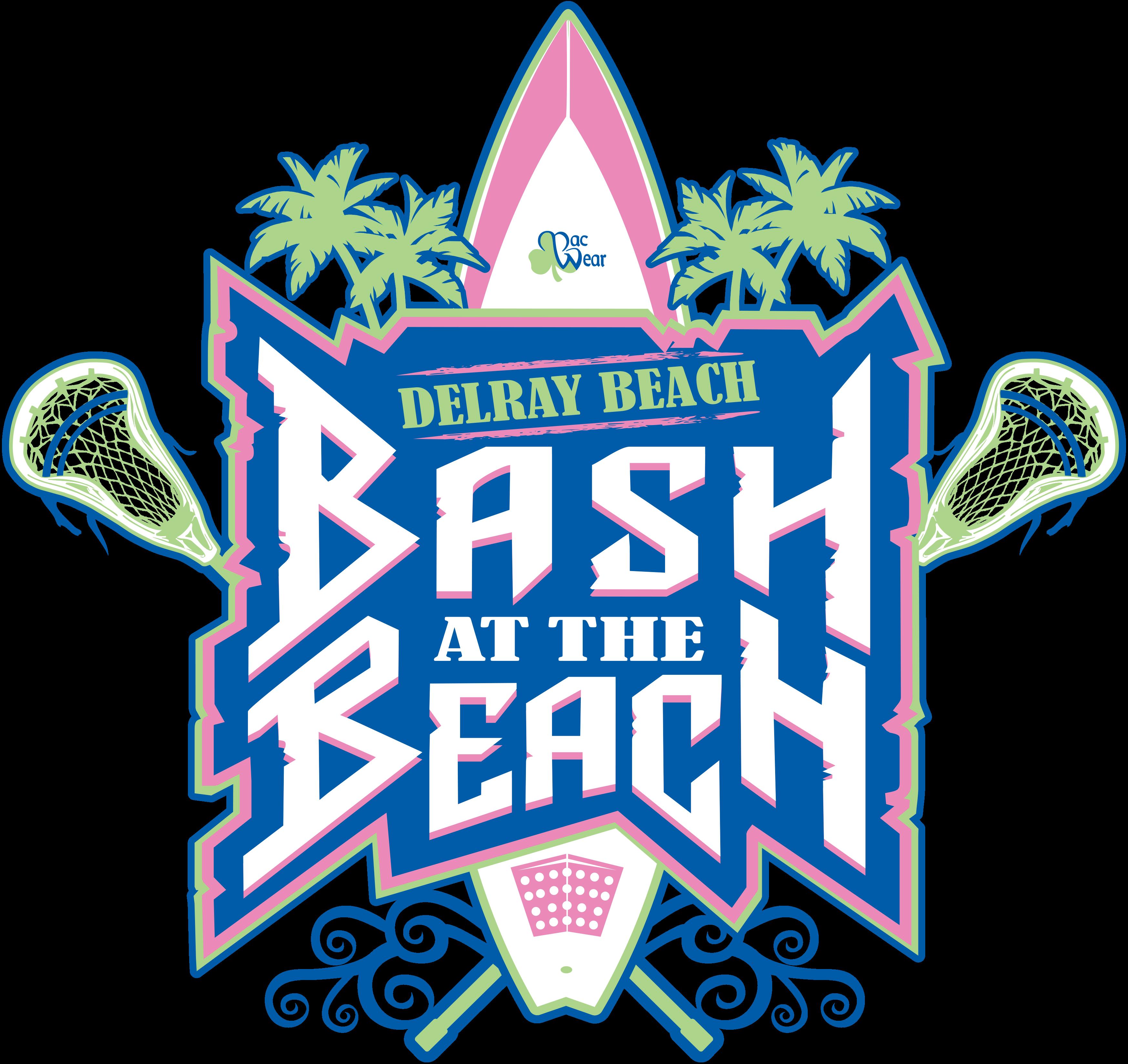 Bash at the Beach logo